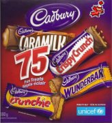 Cadbury Mini Bars