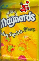 Maynards Juicy Squirts