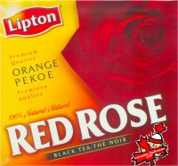 Red Rose Orange Pekoe Tea Bags